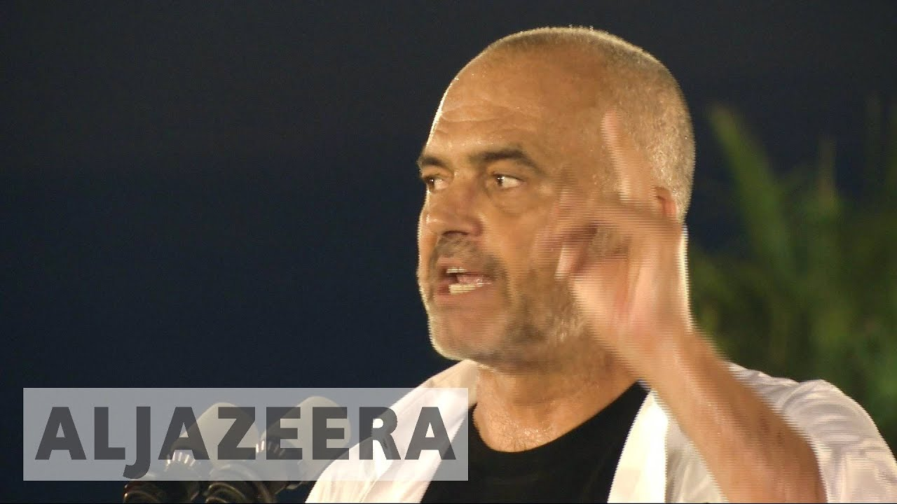Albania's socialists take full control of parliament