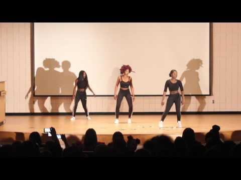 Morgan State ASU Dance Team (A Night In Nollywood)