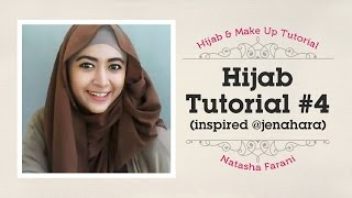 Hijab Tutorial - Natasha Farani (Inspire...