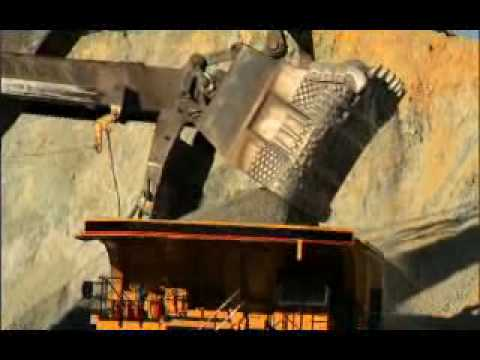 CAT - Grandi macchine da miniera - YouTube
