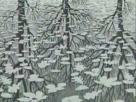 Coxeter, Martin Gardner & M.C. Escher