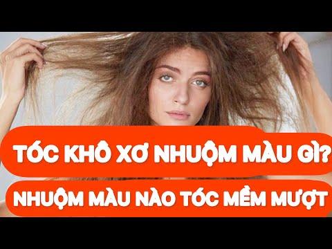 Màu Nâu Socola đẹp 2018 - Xu hướng màu tóc Nâu 2018 - Cách Nhuộm màu tóc Nâu Đẹp