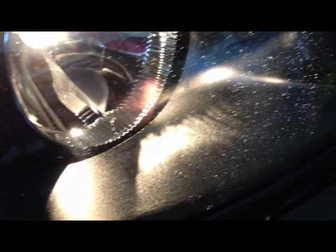 Dust in headlights 2002 BMW