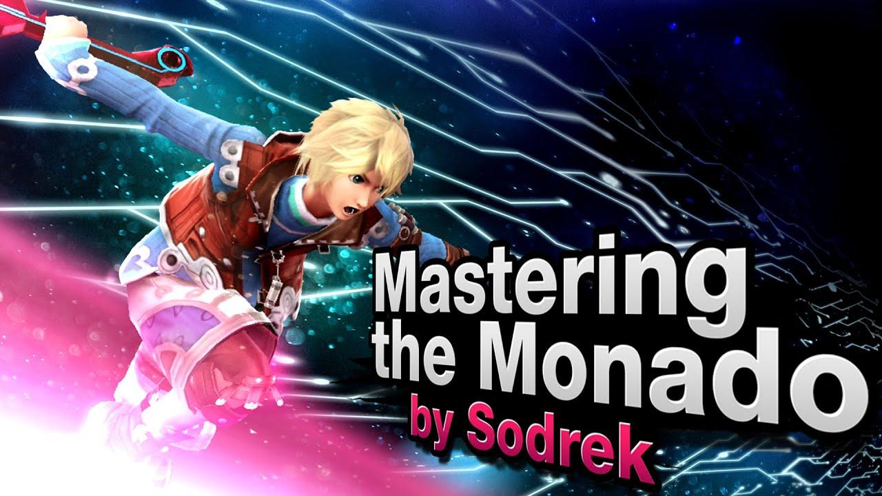 Shulk Combo Video - Mastering the Monado | by Sodrek - Smash 4 Wii U