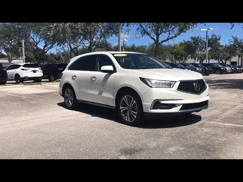 2017 Acura MDX West Palm Beach, Palm Beach Gardens, Royal Palm Beach, Wellington, Near me HB005121