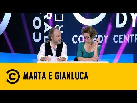 Marta e Gianluca - Episodio Completo - Comedy Central Presenta