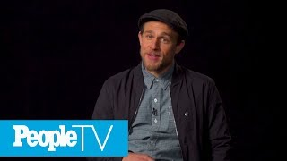 Charlie Hunnam Reveals How He Keeps His Long-Term Romance 'On The Reg' | TIFF 2017 | PeopleTV