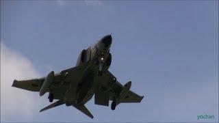 McDonnell Douglas F-4 Phantom II. Landing approach!! 501st Tactical Reconnaissance Squadron
