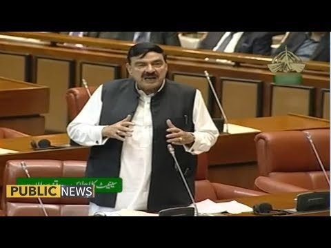 'Railways no one's father's property': Opposition walks out over Sheikh Rasheed's comment
