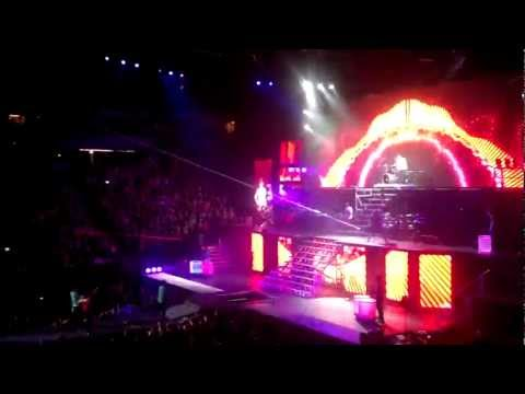 Justin Bieber Never Say Never (others) Minneapolis 2012 Target Center
