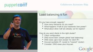Keynote: Why Did We Think Large Scale Distributed Systems Would be Easy? - PuppetConf 2013