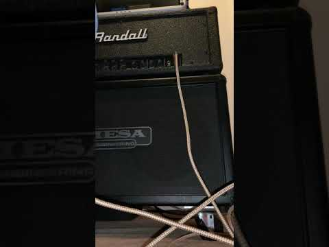Randall Century 200 Dimebag Tone