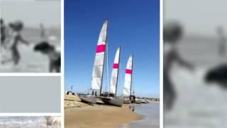 Voyage en Sud Vendée : escale à La Faute-sur-Mer