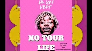 Lil Uzi Vert-  XO Tour Life produced by TM88 and Trap Camp(JW …