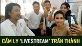 Cẩm Ly livestream Trấn Thành vừa hát vừa nhảy HIT Cẩm Ly trong hậu trường Ca Sĩ Thần Tượng mùa 2
