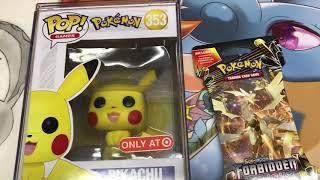 Pokémon Giveaway: Pokémon Cards and Pikachu Funko Pop! (READ DESCRIPTION)