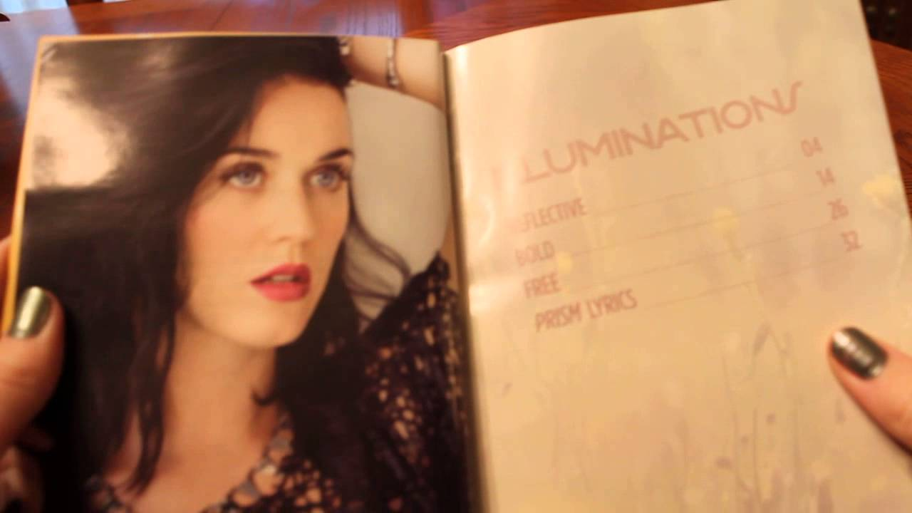 "Katy Perry ""PRISM"" -Deluxe CD ""Unboxing""! - YouTube"