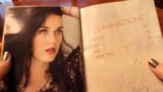 "Baixar Katy Perry ""PRISM"" -Deluxe CD ""Unboxing""!"