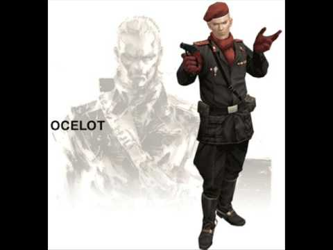 Metal Gear Solid 3 Soundtrack - Ocelot Youth