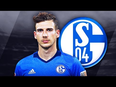 LEON GORETZKA - Welcome to Bayern - Crazy Goals, Skills, Passes & Assists - 2017/2018 (HD)