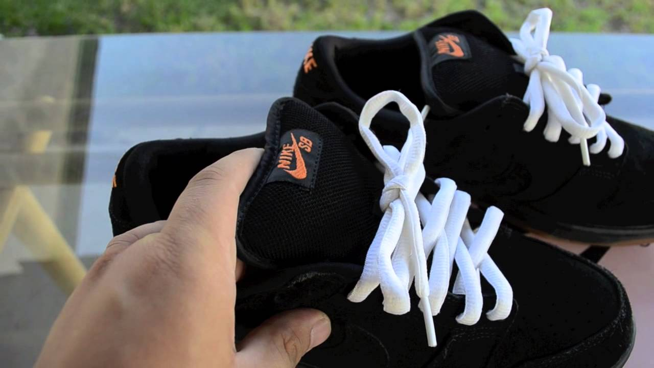 huge discount 9b55d e61e6 Nike Dunk Low Pro SB Black Pack Halloween Craigslist Pick Up Review!