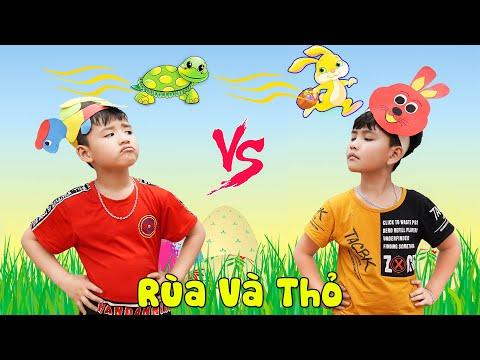 Đại Chiến Rùa Và Thỏ ♥ Minh Khoa TV