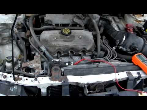 Check Test Oxygen Sensor P1131 1999 Ford Escort Troubleshooting with Crisp Line Metal