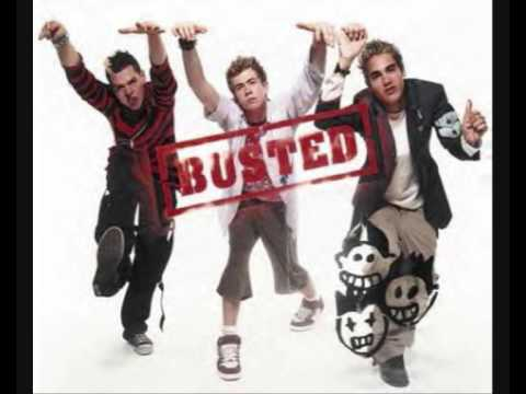 Busted - Sleeping With The Lights On