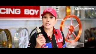 RACING BOY - Product Review By Salina Saibi