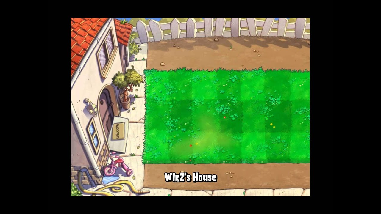 Romaniasgamereview let 39 s play plante vs zombie s1 ep 1 for Plante vs zombie