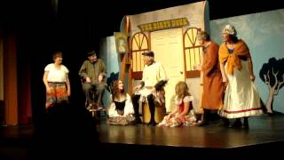 Dick Whittington and His Cat by the Tipling Stage Company performed in Shelburne, Ontario