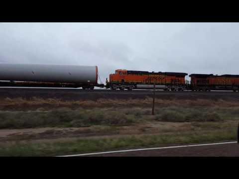 Racing Along US 350 on the Raton Sub