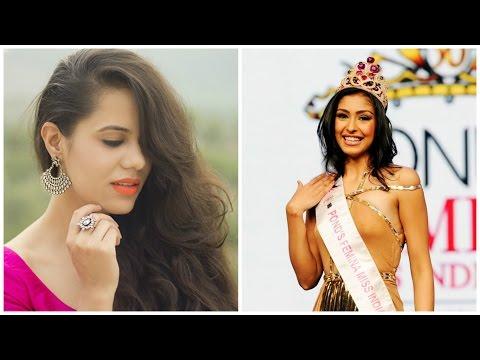 Aakriti (India's Top Fashion Blogger ) & Navneet ( Miss India 2013 )