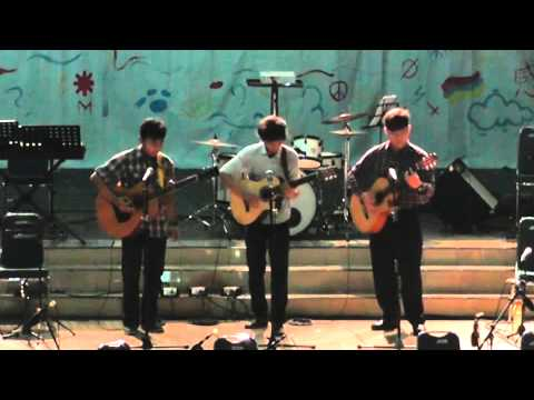 Galaxy Light Orchestra (Trio Guitar) -  Can't Live Without Your Love