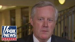 Meadows on impeachment: Here's what House Dems are really afraid of