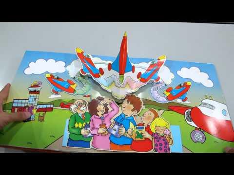 รถยนต์ต่างๆ หนังสือpop-up www.KidsbookThailand.com