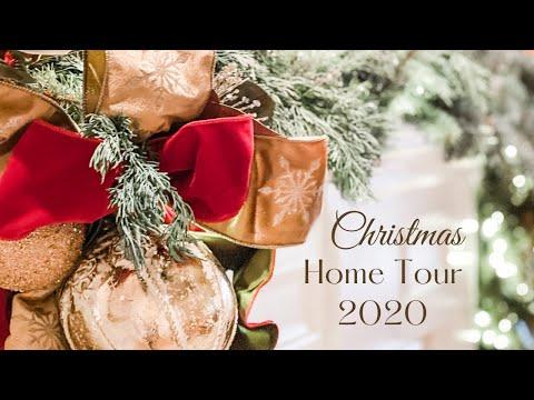 Christmas Home Tour 2020 | Christmas Decorating
