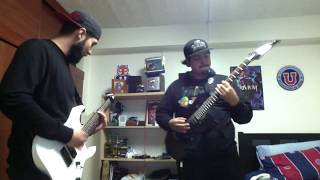 Trivium - The Wretchedness Inside (Cover)