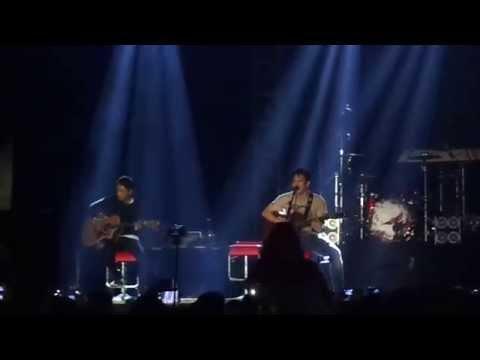 Konser Noah Lukman Feat Ariel Akuistik Terbangun Sendiri Ground 2015 Yogyakarta