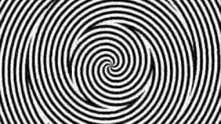 Illusion für die Augen