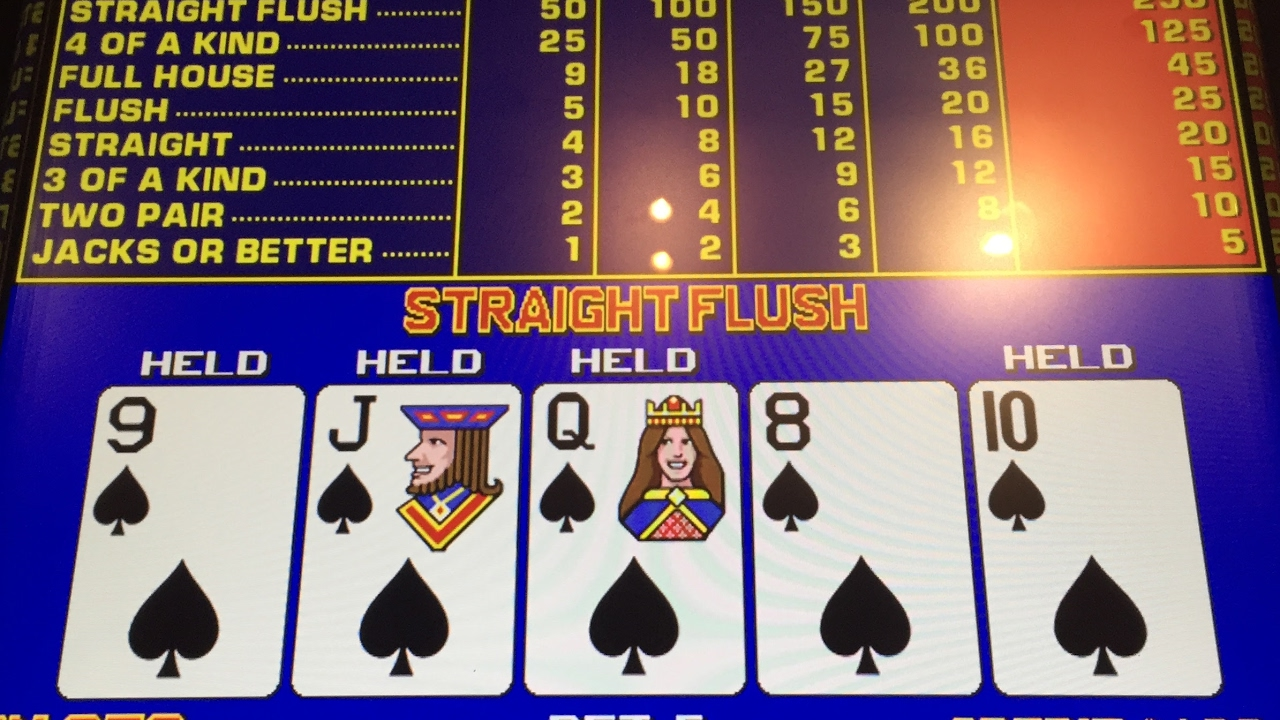 VP Software Video Poker 9 6 Expery Strategy Casino Gambling Tips