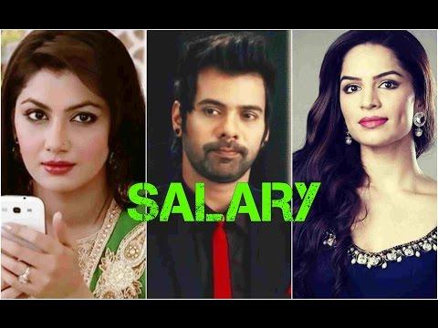 Kumkum Bhagya Actors Salary | Sriti Jaa | Shabbir Ahluwalia | Shika Singh