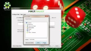 vdeo Tutorial Poker Tracker 4 - Instalacin