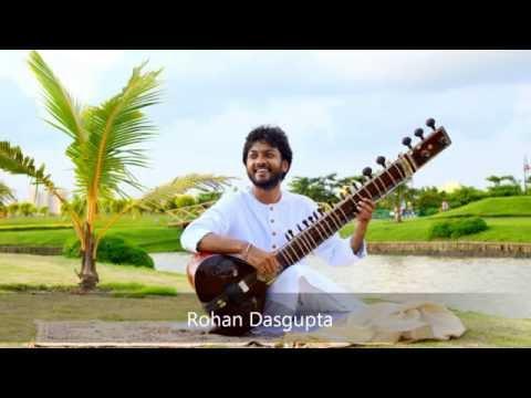 Raga Ahir Bhairav by Rohan Dasgupta