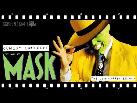 THE MASK: A Narcissistic Crime Cartoon   Comedy Explored