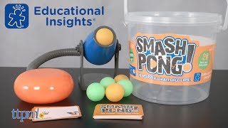 Smash Pong from Educational Insights