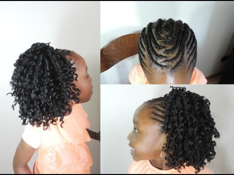 Kids Crochet Braids Xpression Soft Dread Youtube