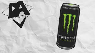 DAGames Animated - Will Drinks Monster