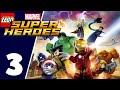 LEGO MARVEL SUPER HEROES - LET'S PLAY FR #3 - LES X-Men (nom à ne pas traduire)