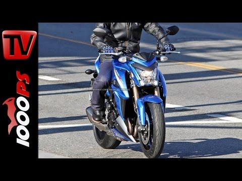 Suzuki GSX-S1000 2015 - Erste Bilder und Infos